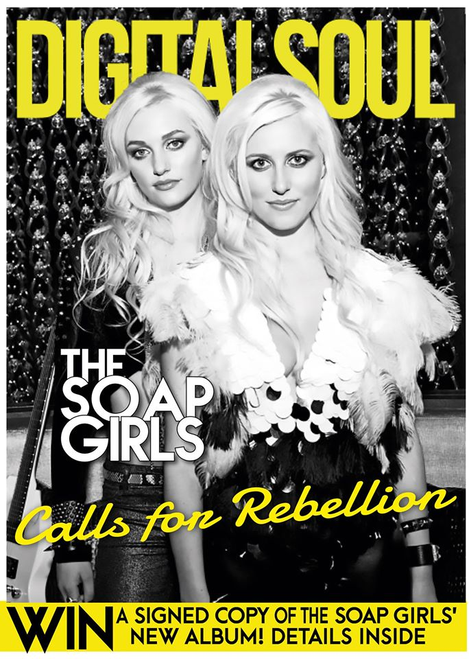 SoapGirls digital soul magazine